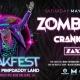 Freakfest with Zomboy, Crankdat & ZAXX Live at the Metropolitan