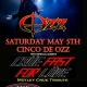 Cinco de Ozz Ozzy tribute at The Concert Pub North