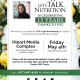 Let's Talk Nutrition's 13th Anniversary hosted by iHeart Media