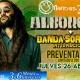 Alborosie + Banda Sorpresa En Monterrey
