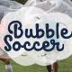 Bubble Soccer on the Jekyll Island Beach Village Green