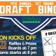 4th Annual NFL Draft Bingo at O'Briens