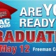 Graduation Ceremony - May 12th