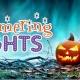 Shimmering Lights Halloween