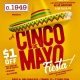 Cinco De Mayo Fiesta to benefit The Humane Society of Tampa Bay