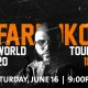Farruko World Tour 2018