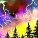 Paint Wine Denver Lightning Strikes Fri May 11th 6:30pm $35