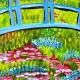 Paint Wine Denver Monet's Garden Sat May 26th 3pm $35