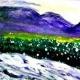 Paint Wine Denver Mountain Stream Mon June 25th 6:30pm $30