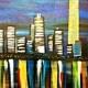 Paint Wine Denver City Reflection Fri June 29th 6:30pm $35