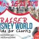 "DISNEY WORLD FUN-RAISER"" by COACH $125 DEPOSIT!"