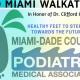 MDCPMA Zoo Miami WALKATHON: RSVP for DPMs, Podiatry Residents & Students