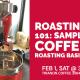 Coffee Roasting 101: Sample roasting basics