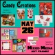 Candy Creations Craft Saturday