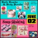 Soap Making & Bath Bombs Craft Saturday