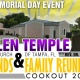 Memorial Day Friends and Family Reunion COOKOUT