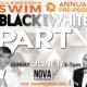 SWIM Women Pre-Pride Black and White Dance Party