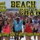 Whatever's Comfortable Beach Bar Crawl