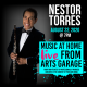 MUSIC AT HOME: NESTOR TORRES LIVE FROM ARTS GARAGE