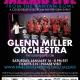 The Glenn Miller Orchestra at Pinecrest Gardens January 16.