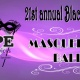 21st Annual Black & White...Masquerade Ball