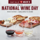 National Wine Day at MidiCi