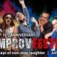 10th Anniversary Sarasota Improv Festival