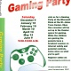Microsoft Store Gaming Party