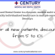 Discount from Century Medical & Dental Center