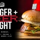 Operation: Burger & Beer Night