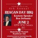 4th Annual Reagan Day Barbecue