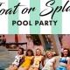 Stoneleigh Splash! Pool Party