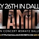 OLAMIDE LIVE IN DALLAS ON 26th May {MEMORIAL DAY WEEKEND}
