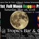 Full Moon Reggae Party