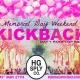Memorial Weekend Kickback DAY + Rooftop Party