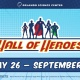 Opening Weeks: Hall of Heroes Exhibit