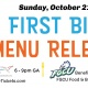 First Bite Menu Release Party, (Oct 21st 2018) Presented by Mercedes-Benz of Bonita Springs