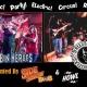 The Freecoasters, Bargain Bin Heroes at Buddha Rock Club