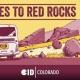 Shuttles to Red Rocks - 5/26 - Emancipator Ensemble