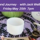 DYSG Summer Concert Series - Sound Journey with Jack Welker