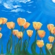 Wine & Canvas Painting Class: Tulips in Springtime