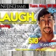 LAUGH - Live Stand Up Comedy Showcase in the ER