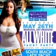 Miami Nice 2018 Memorial Day Weekend All White Yacht Party