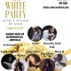 All White Party With A Splash of Gold