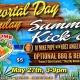Memorial Day Summer Kick-Off