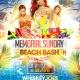 Memorial Sunday Beach Bash