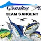 2018 Connley Fishing - Team Sargent K.D.W. Fishing Tournament