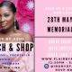 FlairbyAshi Brunch & Shop Launch Party