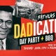 Fathers Day #Dadication Day Party + BBQ