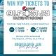 WIN 2 VIP TICKETS TO PEPSI GULF COAST JAM - AUG 31-SEP 2